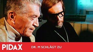 Pidax - Dr. M schlägt zu (1972, Jess Franco)