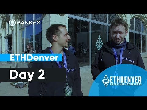 ETHDenver Hackathon: Day 2