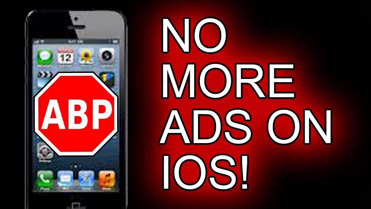 Adblock for iPhone/iPad/iPod - IOS 6 compatible! - YouTube
