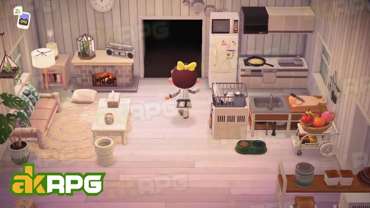 Best Living Room Ironwood Based Kitchen Design Ideas Animal Crossing New Horizons Designs Youtube