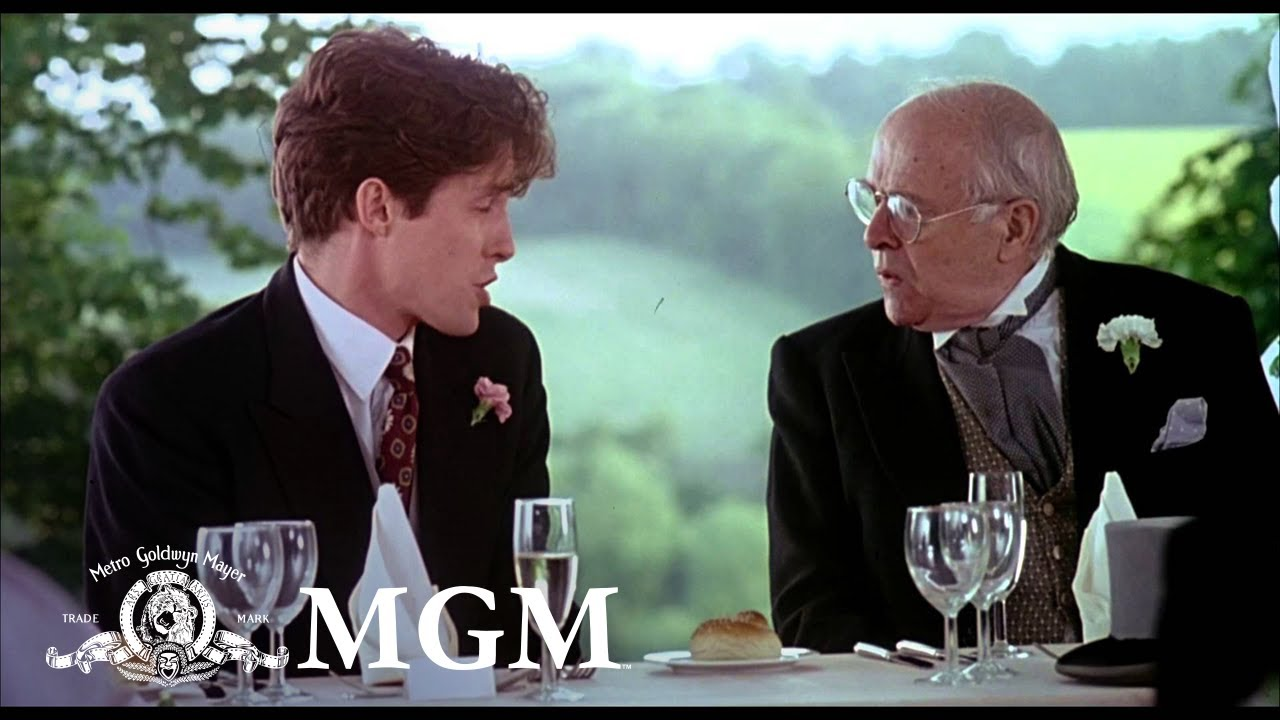 Download Four Weddings and a Funeral - Original Trailer