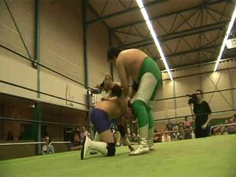 Mark Haskins & Bison Smith vs Mitsuharu Misawa & Kotaro Suzuki - Part 2