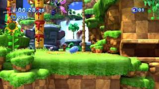 Sonic Generations Review for Xbox 360