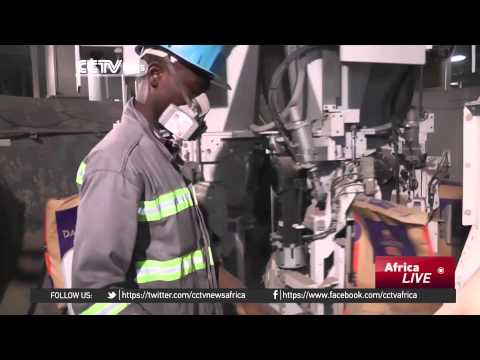 Aliko Dangote launches 1.5 million ton cement plant in Douala