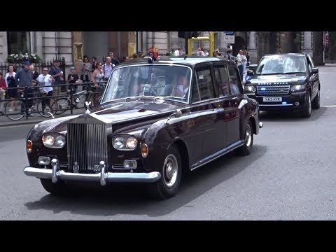SEG Escort: Royal Family Member - Police bikes, unmarked car and whistles