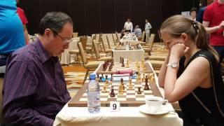 Eurasian Blitz Chess Cup, Almaty, Kazakhstan. XX  - round.  19. 06. 2016(, 2016-06-19T10:27:00.000Z)