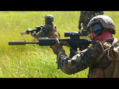 U S  Marines Integrates New Gear and Weapon Systems  2017.