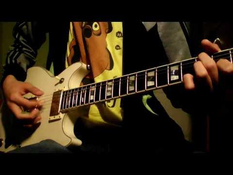 Buckethead - Electric Tears (Guitar Cover)