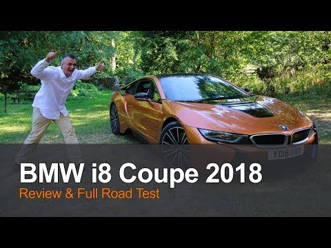 BMW i8 Coupe 2018 Review & Road Test