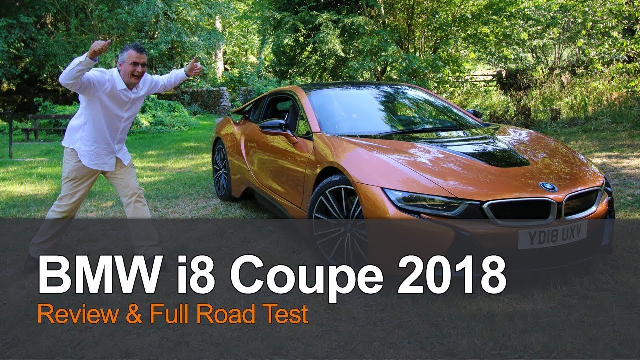 Bmw I8 Coupe 2018 Review Road Test Youtube