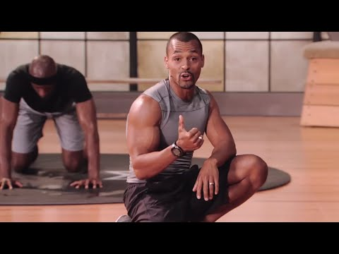 1-Hour Full AGILITY Bodyweight WORKOUT