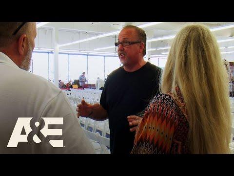 Storage Wars: Darrell's Million-Dollar Auction Fail (Season 8, Episode 15) | A&E