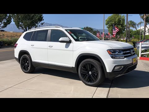 2019 Volkswagen Atlas Ontario, Claremont, Montclair, San Bernardino, Victorville, CA V190689