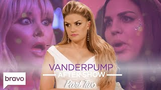 Does Billie Lee Really Think the Girls Are Transphobic? | Vanderpump Rules After Show Part 2
