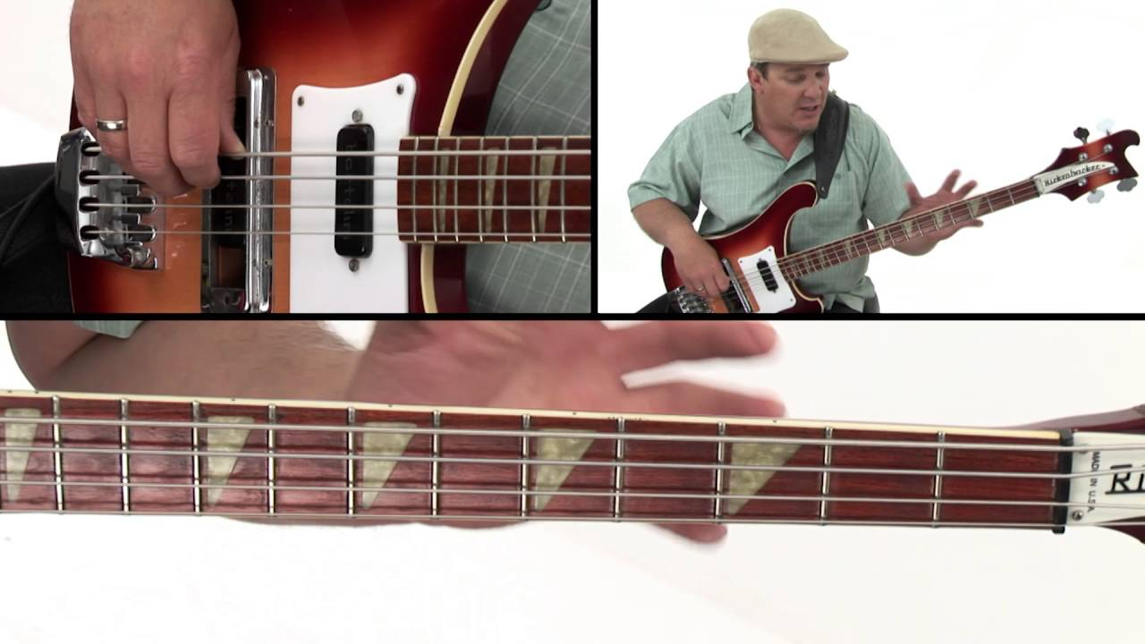 5 Beginner Bass Grooves You MUST Know - TrueFire Blog