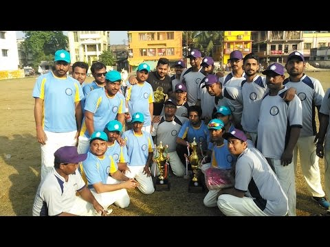 Post Match Presentation of Cricket Competition of Barrackpore Municipality in 100 Year Celebration.