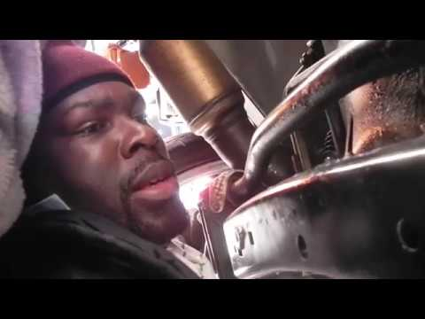 How to remove a Starter from 06 Dodge Charger