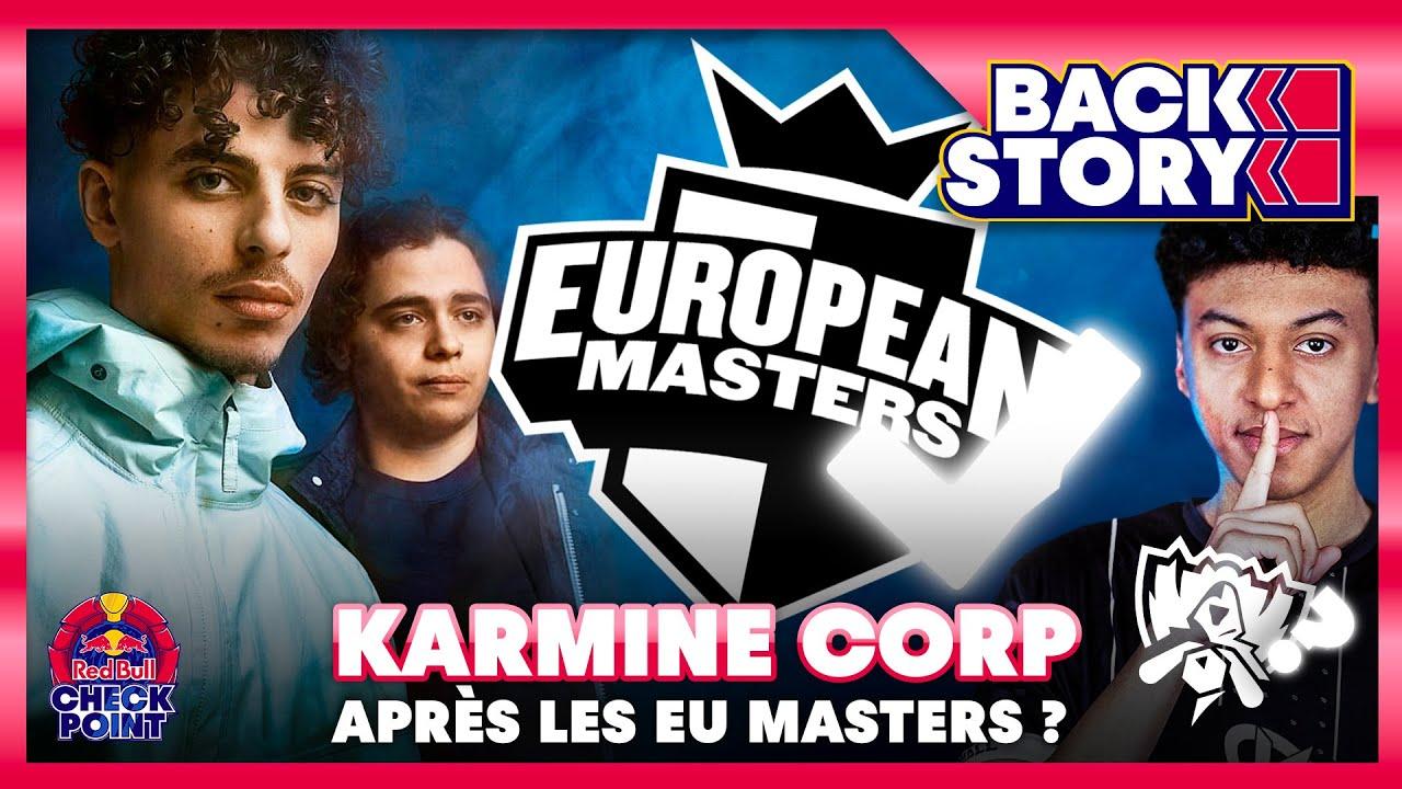 La KCORP au sommet de l'EUROPE - Backstory #6