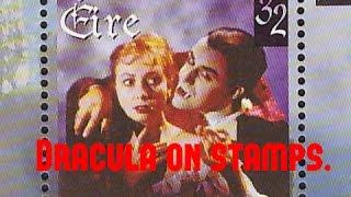 Дракула на марках.Dracula on stamps.