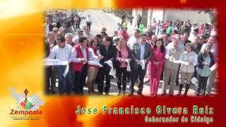 GIRA DEL GOBERNADOR, FRANCISCO OLVERA RUIZ, EN ZEMPOALA