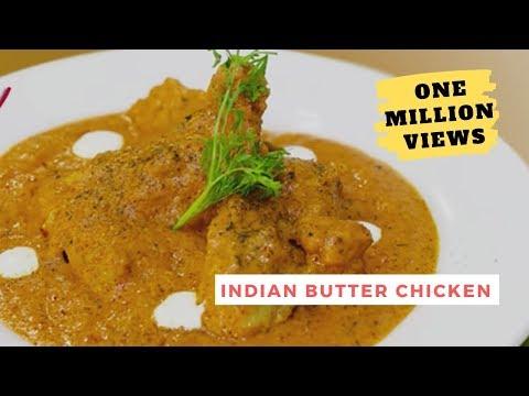 Indian Butter Chicken(Chicken Makhanwala)