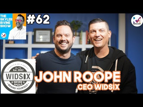 Running a Marketing Agency in 2018 w/ John Roope | Ep 62 #theSKYLERIRVINEshow