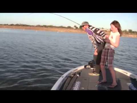 Jordan Martens' Big Falcon Fish
