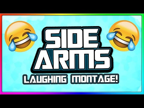 SideArms4Reason Laughing Montage