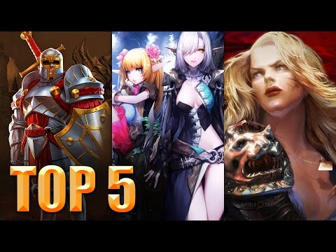 Top 5 Hack and Slay Games Deutsch German 2016 | Free Diablo 3 Alternativen
