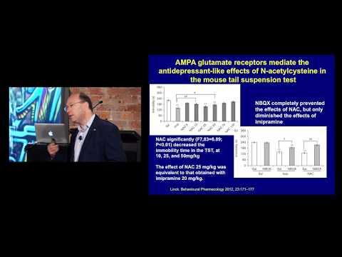 Glutathione, Oxidative Stress and N-Acetylcysteine in Psychiatric Disorders
