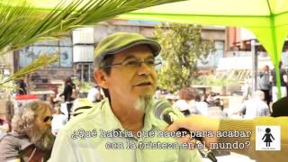 """Reportaje de Radio Persona 2, """"La felicidad"""""""