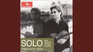 Tango Etudes (version for violin) : Etude No. 3: Molto marcato e energico