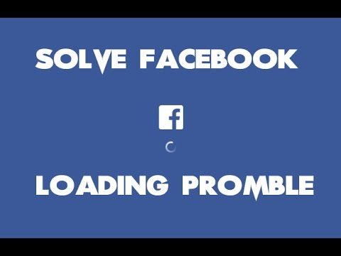 Fix facebook loading problem like Running Slow - YouTube
