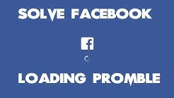 Fix facebook loading problem like Running Slow