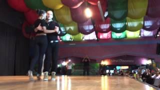 Isabelle & Felicien demo 1 @ 2016 Kizomba Fusion Festival