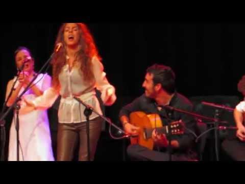 Mujer Klórica Ensemble Codarts 2014:15 Cantes Camperos