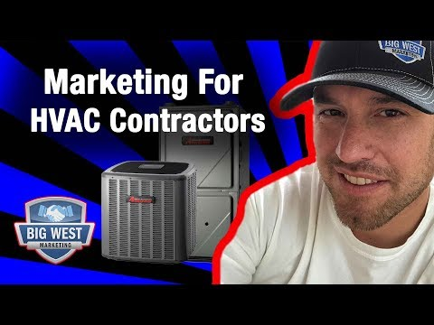 How to do Marketing for HVAC Contractors - The No BS Approach