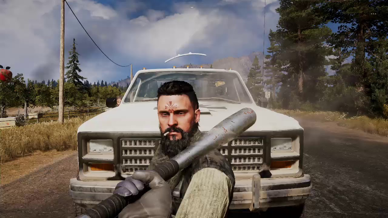 Playing Far Cry 5 With John (Online - Coop)