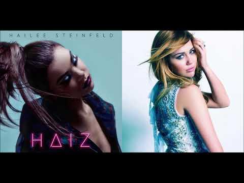 Rock Bottom of the Ocean Mashup  Hailee Steinfeld & Miley Cyrus