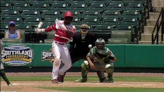 Baseball: Nicholls 7, SLU 6 (Game 9 Highlights)