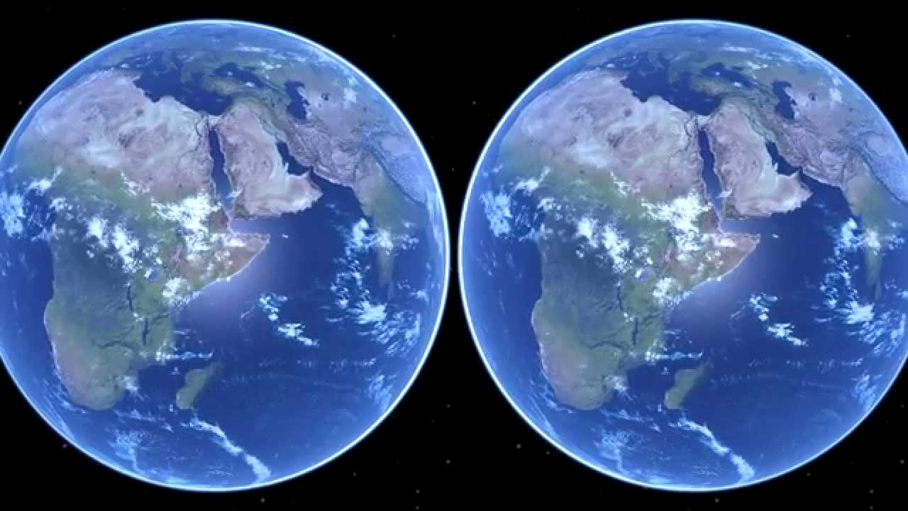 ef61686f57d A tour through the Solar System (Cross-eye 3D) - YouTube