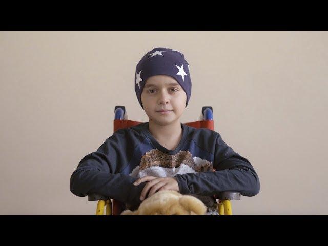 """""""A mis padres les duele más que tenga yo cáncer que si lo tuvieran ellos"""""""