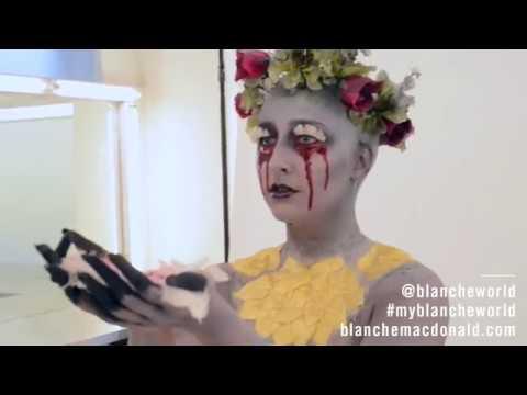 #MyBlancheWorld: Special FX Makeup
