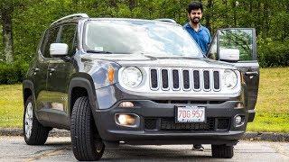 I Got The Jeep Renegade | Faisal Khan
