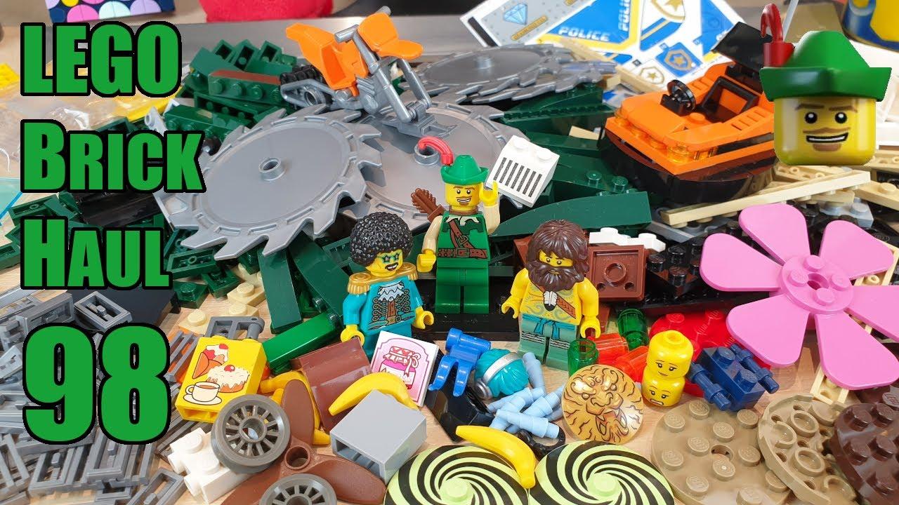 LEGO Brick Haul 98 - Brick Link 📦🏹