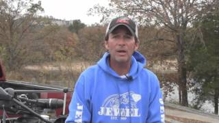Eric Prey - Promo for Jewel Baits Spider Jig