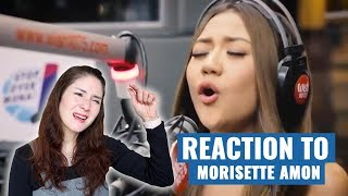 Vocal Coach Reacts to Morissette Amon: Rise Up (WISH 107.5 BUS)