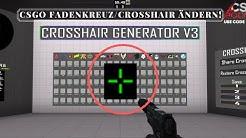 CS:GO Fadenkreuz/Crosshair ändern [Tutorial]