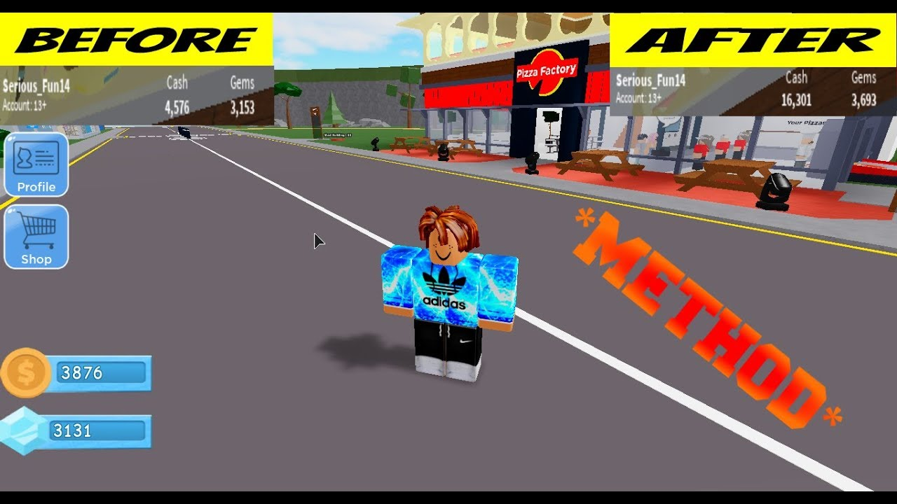 Roblox Pizza Factory Tycoon Trailer Curse In Roblox Chat Hack