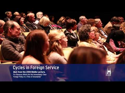 Cycles in Foreign Service